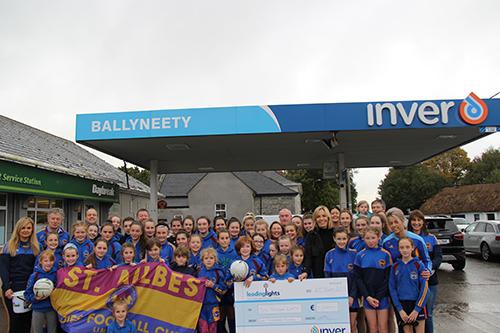 Inver Sponsors St. Ailbes LGFC, Limerick